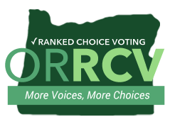 Oregon Ranked Choice Voting